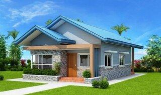 Proiect casa parter 80 mp