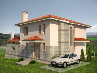Casa cu patru dormitoare