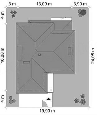 Dimensiuni teren casa cu etaj