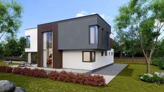 Casa moderna P+1