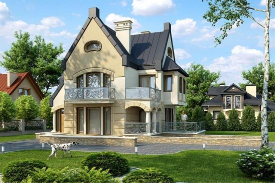Proiect casa cu subsol