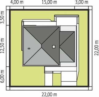 Pante acoperis casa cu etaj