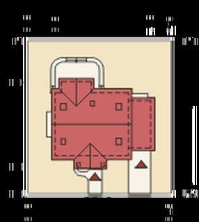 Casa cu amprenta de 12 pe 14