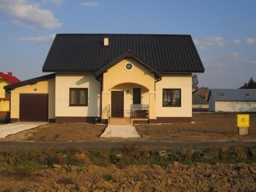 Casa cu mansarda si 4 dormitoare finalizata