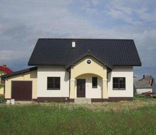 Constructie finalizata casa cu 4 dormitoare