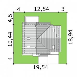 Dimensiuni casa cu 6 camere