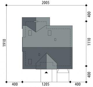 Dimensiuni teren pentru constructie casa de 11 metri pe 12 metri