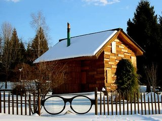 Proiect de cabana din lemn