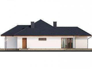 Randare 3 D iesire catre terasa