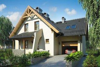 Proiect casa moderna cu subsol