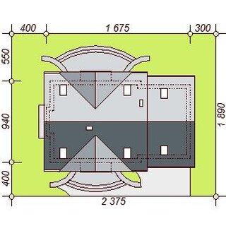 Dimensiuni teren casa cu garaj dublu