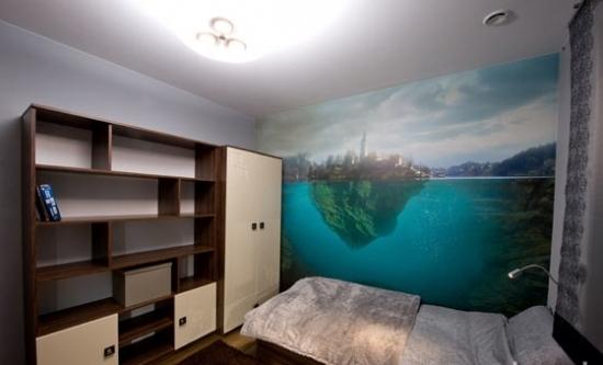 Idee amenajare dormitor mic