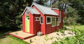 Casa mica de 29 mp suprafata utila