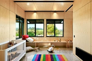 Camera amenajata pentru copii