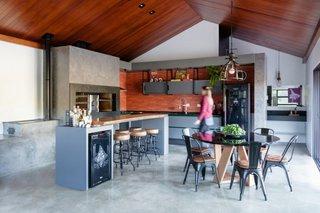 Dining modern casa de vacanta