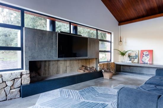Zona de relaxare casa de vacanta