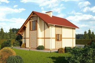 Casa de vacanta cu 2 dormitoare