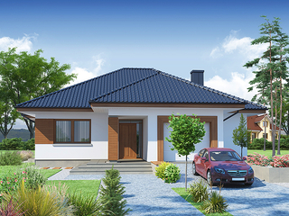 Plan casa 114 mp