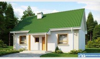 Exemplu de casa ce poate fi construita ieftin