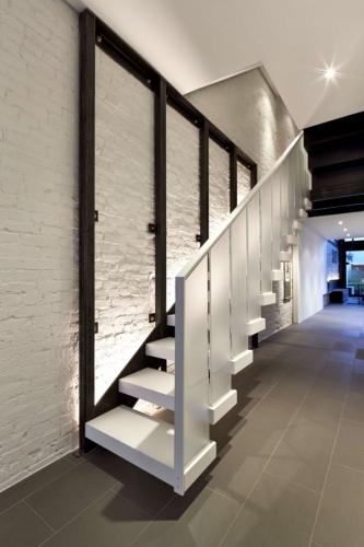 Design inedit pentru pereti si scari