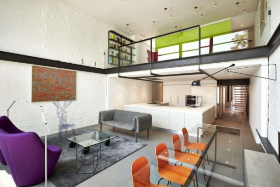 Model ingenios de casa construita cu dragoste