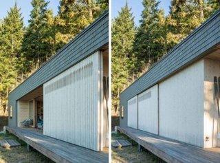 Panouri detasabile culisante pentru ferestre terasa
