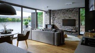 Living open space amenajat modern