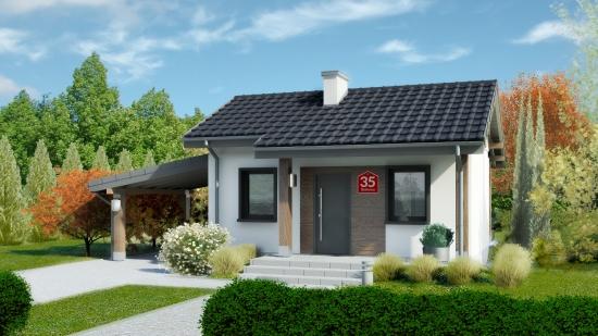 Casa de 15.000 euro perfect functionala si ideala pentru un cuplu
