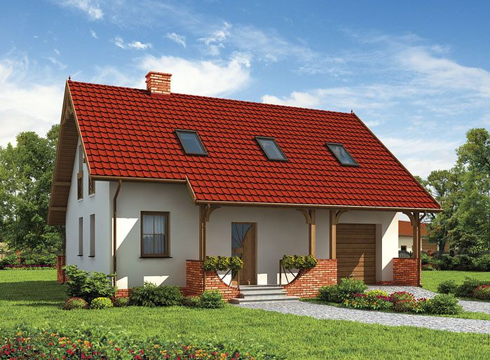 Proiect casa de vis cu 4 dormitoare