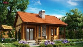 Casa de vacanta cu terasa