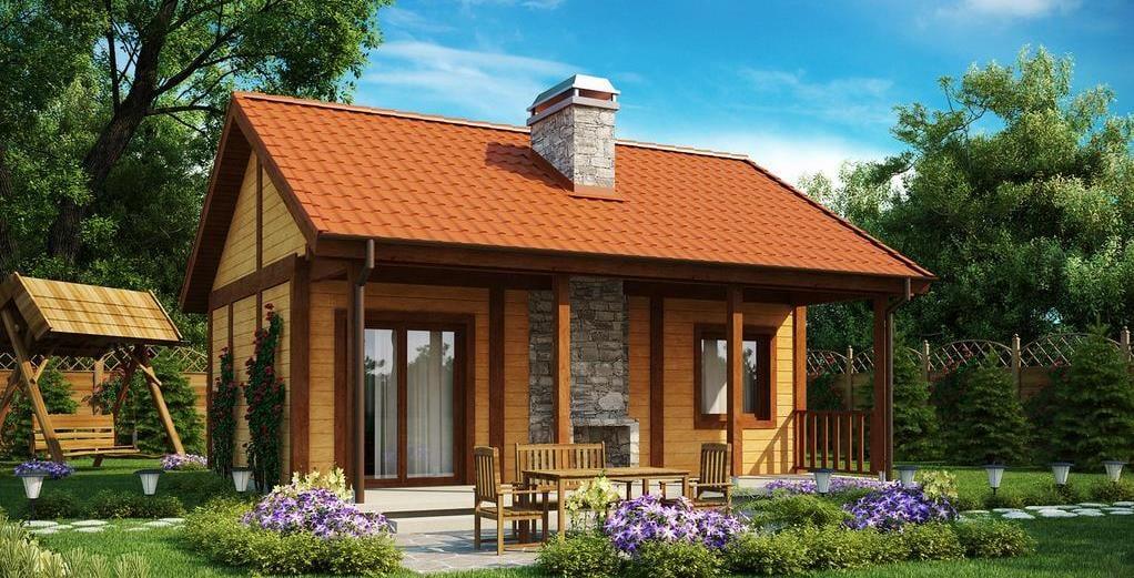 Proiect casa mica de vancata din lemn