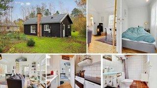 Amenajare casa mica din lemn