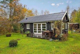 Casa simpla din lemn