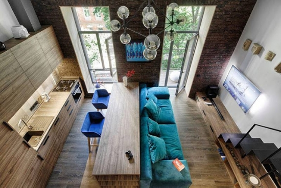 Amenajare moderne open space