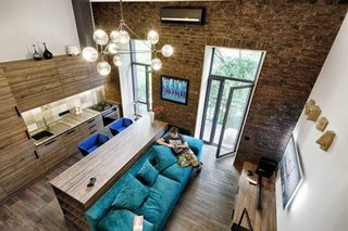 Open space cu design modern