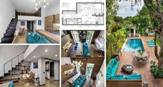 Proiect casa cu design exclusivist