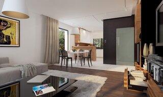 Decor modern open space