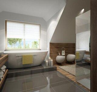 Amenajare moderna pentru baie