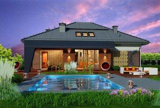 Casa 200 mp cu piscina exterioara