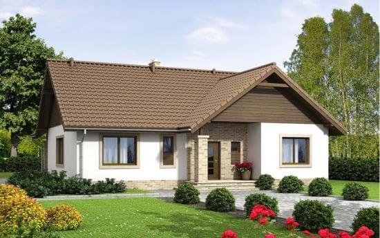 O casa foarte utila: 106 mp, trei dormitoare, doua bai - de mai mult nici nu ai nevoie!
