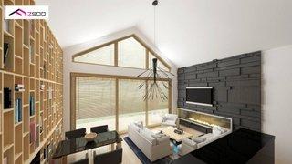 Imagini interior posibilitate amenajare living