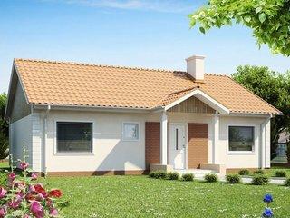 Casa ieftina parter cu 3 dormitoare