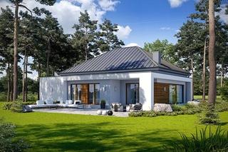 Casa cu terasa si garaj suprafata 165 mp