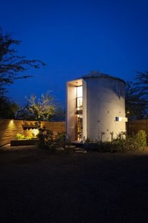 Casa siloz vedere exterioara