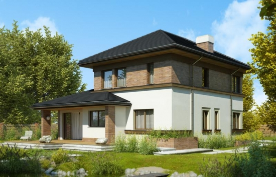 Casa cu 5 dormitoare si living