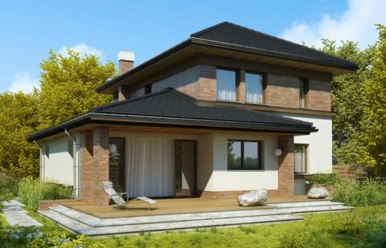 Casa mare cu etaj