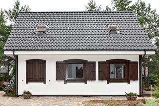 Casa cu veluxuri in acoperis