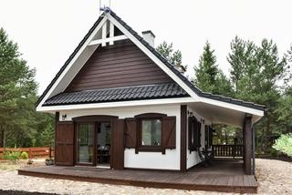 Casa din lemn de 60 mp