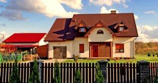 Casa veche renovata