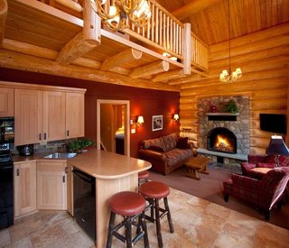 Living rustic open space
